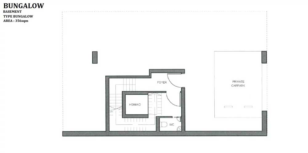 parc-clematis-floor-plan-Bunglow-Basement